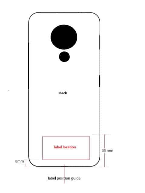 Nokia TA-1322 FCC Listing reveals design and specs