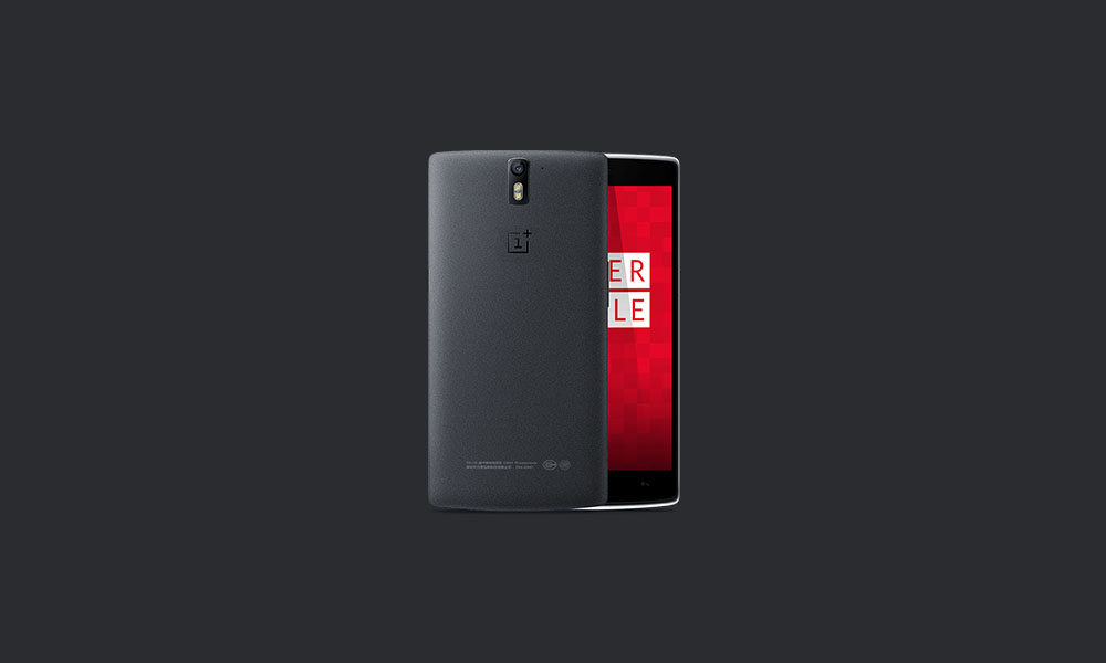 Download/Install Lineage OS 18 For OnePlus One (Android 11)