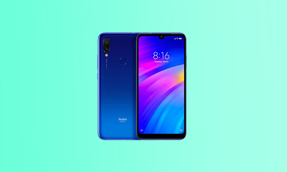 [V11.0.1.0 QFLMIXM] Redmi 7 MIUI 11- Android 10 Global Stable ROM released