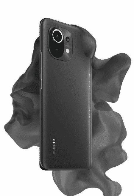 Xiaomi Mi 11 in Black