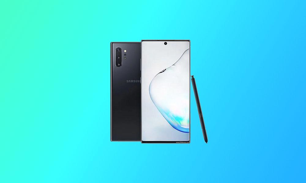 N975FXXU6DTK1: November Security 2020 For Galaxy Note 10 Plus (South America)