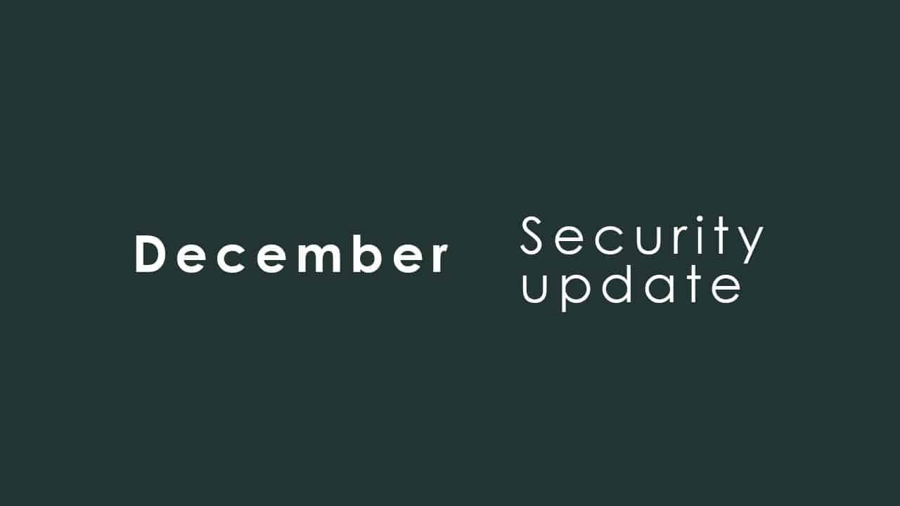 FuntouchOS December 2020 security patch update: Vivo Y20, X50, Y30, Y50, and Vivo Y19