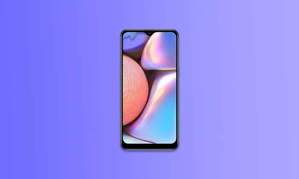 A107FXXU7BTL1 - Galaxy A10S gets December 2020 Security Globally