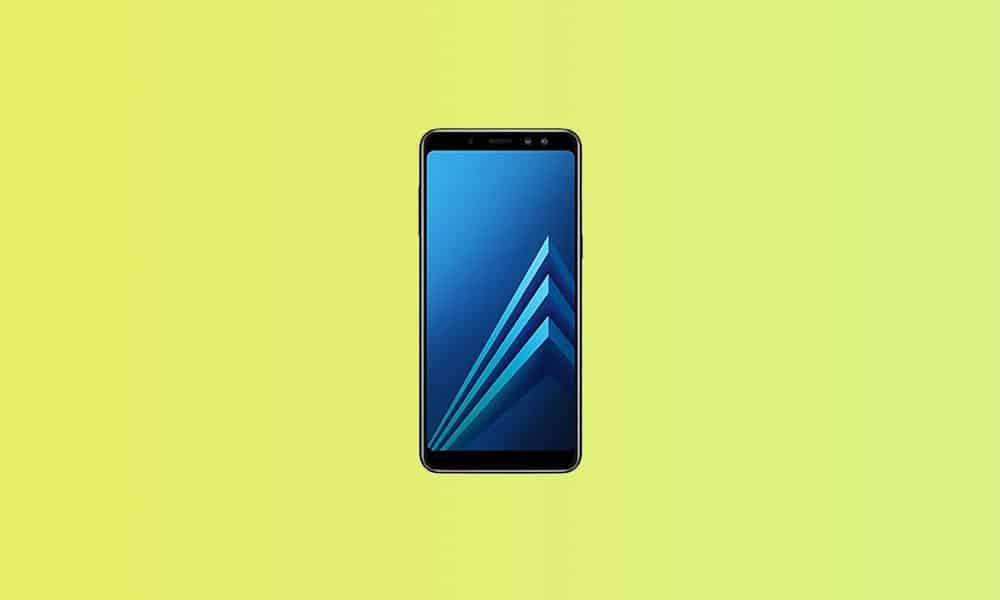 A530FXXSGCUA1 - Galaxy A8 2018 January 2021 security patch update