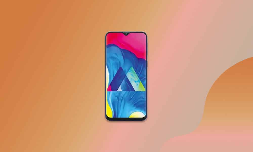 M105GDXU6CTL3 / December Security 2020 For Galaxy M10