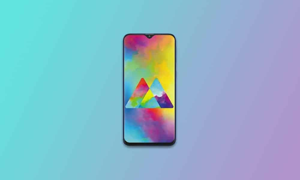 M205FDDS7CTL1 / December security patch update 2020 Galaxy M20