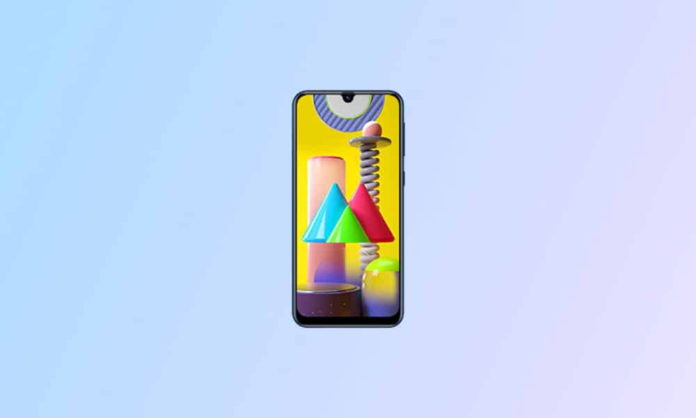 M315FXXU2BUAC: One UI 3.0 for Galaxy M31 with January 2021 security (India)
