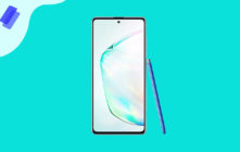 N770FXXS7CTL1 | Galaxy Note 10 Lite updated to December 2020 security patch [Global]