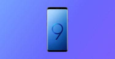 G965U1UEU8FTL2 / December Security 2020 For US Unlocked Galaxy S9 Plus