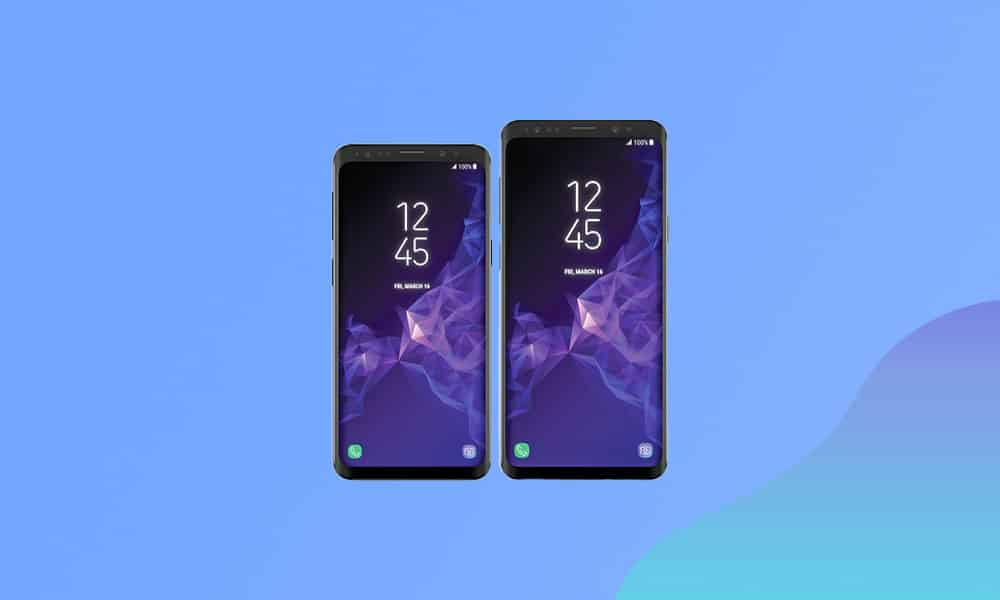 Galaxy S9/S9+ get January 2021 security patch update