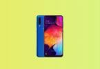 A505GUBU5BTL1 - Galaxy A50 December security 2020 patch update (South America)