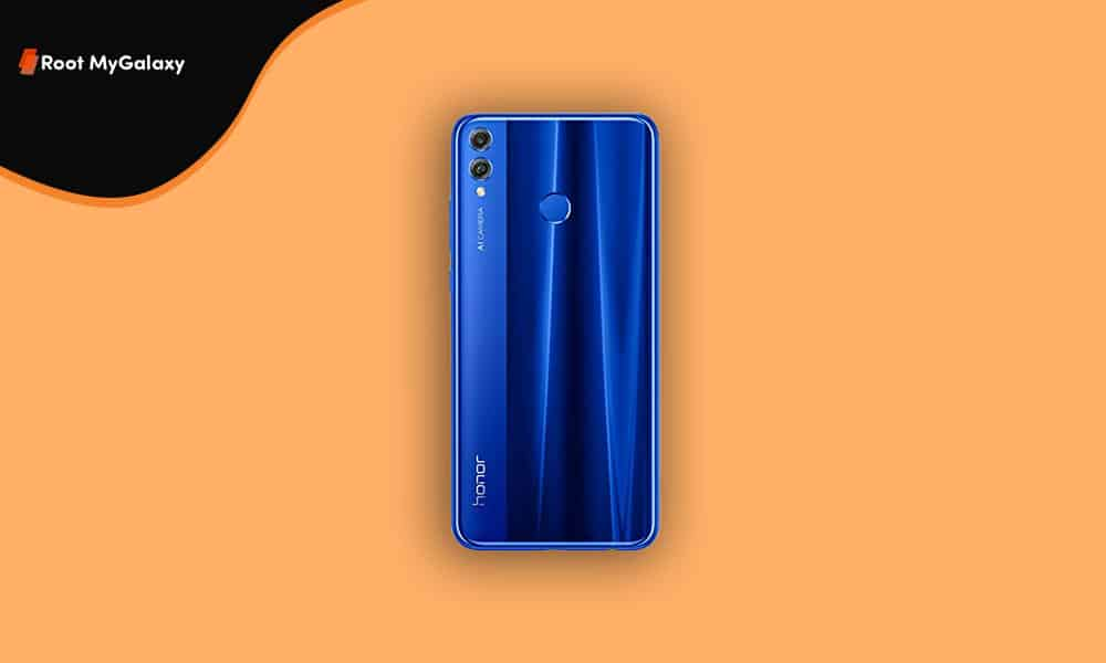 Honor 8X receiving EMUI 10.0.0.237 November 2020 security update