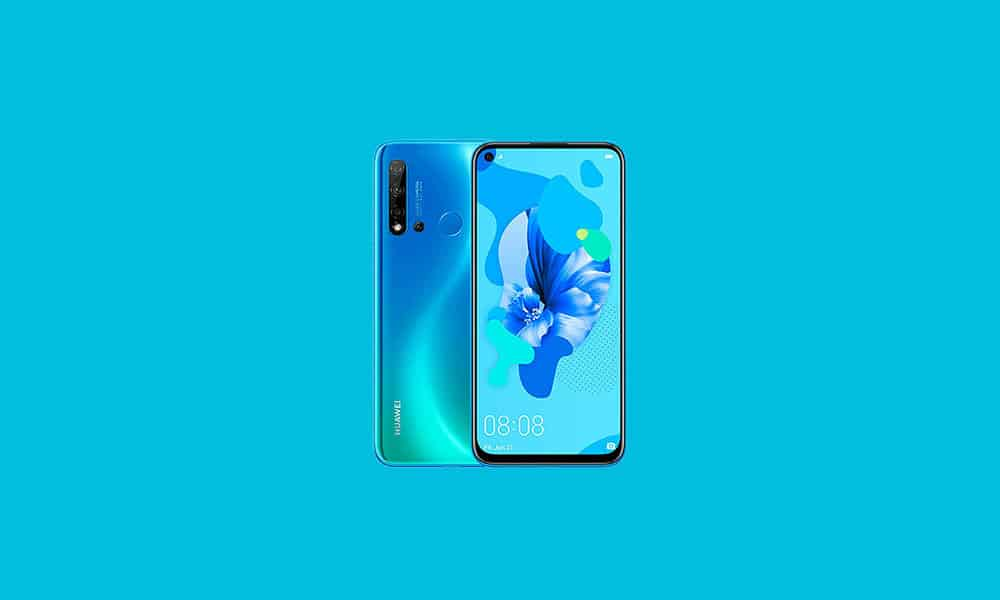Huawei Nova 5z and Nova 5i Pro bag December 2020 security update with EMUI 10.1.0.96