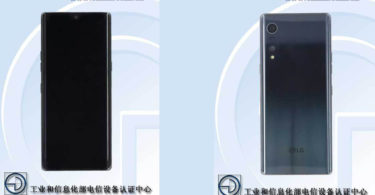 LG Velvet 5G is spotted on TENAA, all key specs leaked