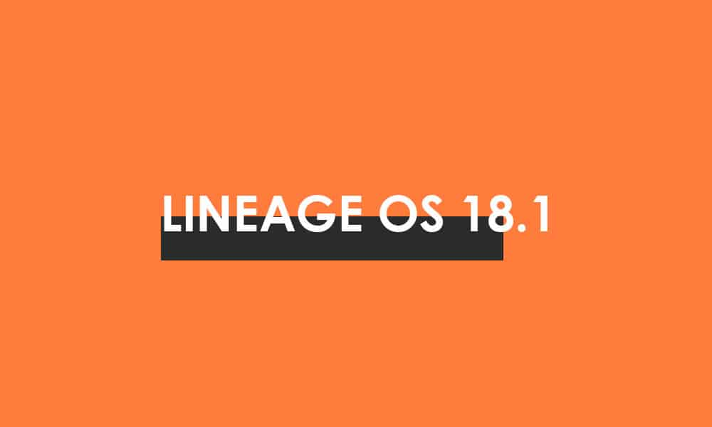 Download/Install Lineage OS 18.1 For LG V30 (Android 11)
