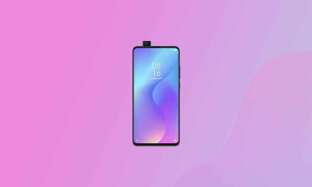 V12.0.4.0.QFAMIXM: Xiaomi Mi 9 Global Stable ROM - January 2021 security patch