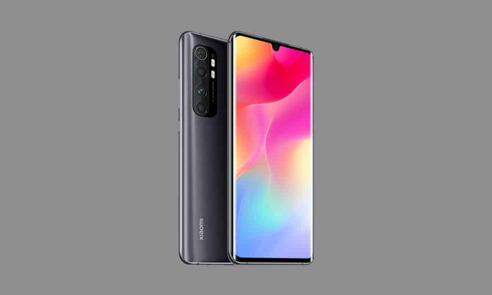 V12.0.4.0.QFDMIXM Global Stable ROM - January 2021 security patch for Xiaomi Mi Note 10 and Mi Note 10 Pro