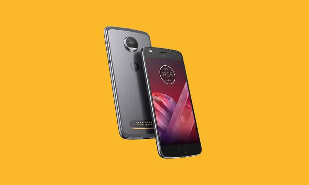 Download/Install Lineage OS 18.1 For Motorola Moto Z2 Play (Android 11)