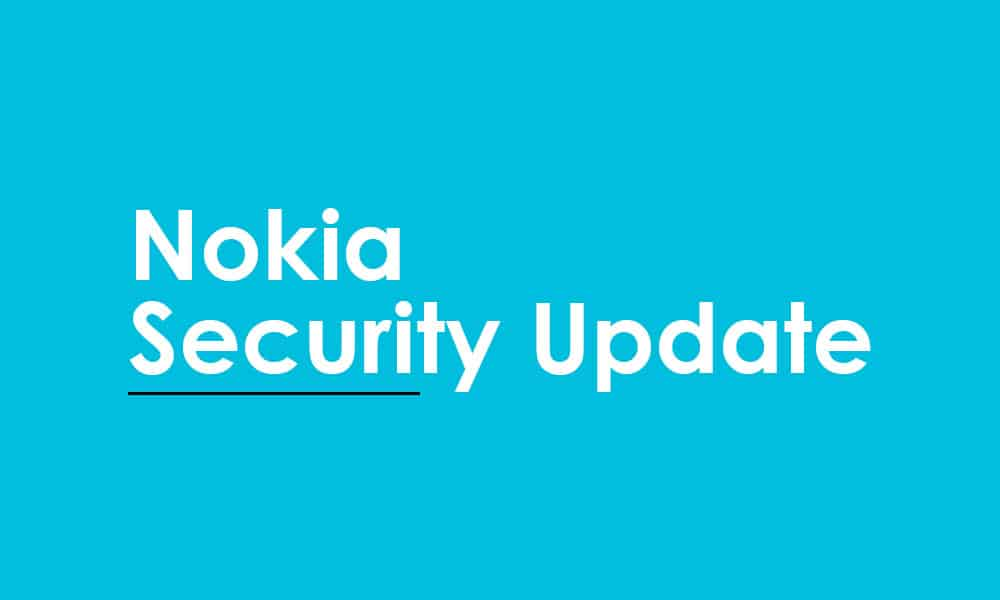January Security 2021 Patch: Nokia 8.3 5G gets V1.150 Update