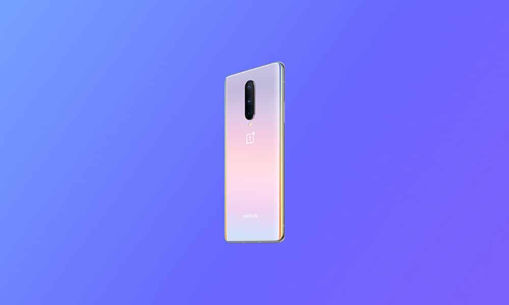OxygenOS 11 For Verizon and T-Mobile OnePlus 8 5G