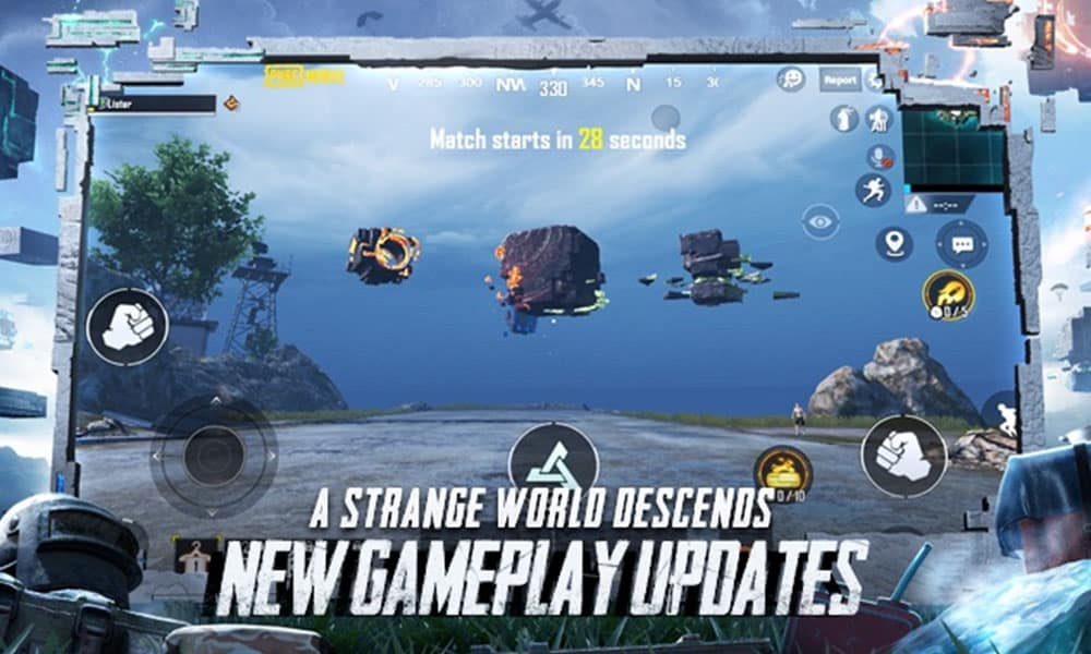 Download PUBG Mobile 1.2 Global (APK+OBB), New Skin and Features