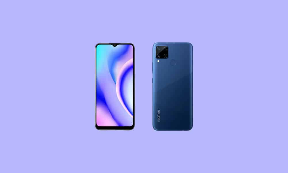 [RMX2180_11_C.01] Realme C15 Realme UI 2.0 Android 11 update rolled out