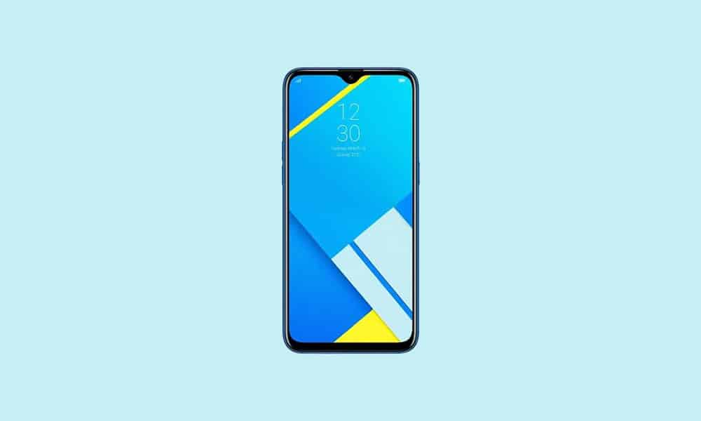 [RMX1941EX_11_A.32] Realme C2 grabs January 2021 security patch