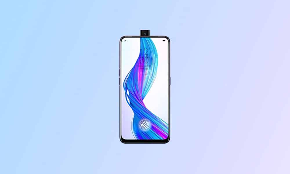 [RMX1901EX_11_C.09] Realme X bags January 2021 security patch