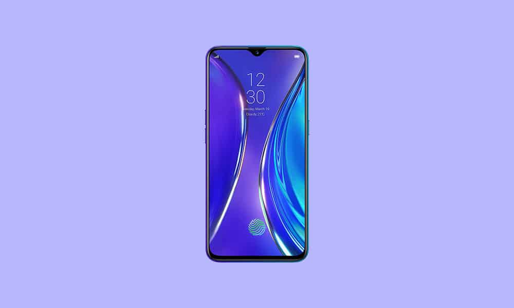 [RMX1921EX_11_C.10] Realme XT gets January 2021 security patch