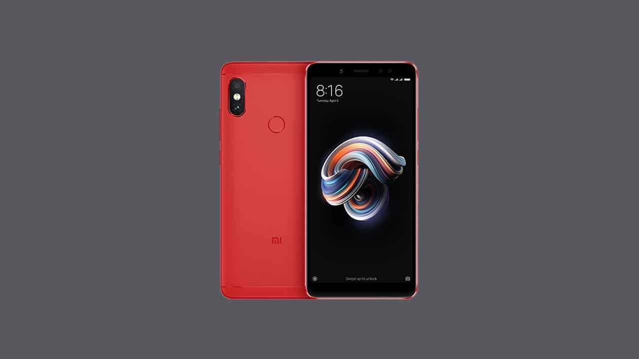 V12.0.2.0.PEIMIXM - Redmi Note 5/5 Pro MIUI 12 update (Download OTA)