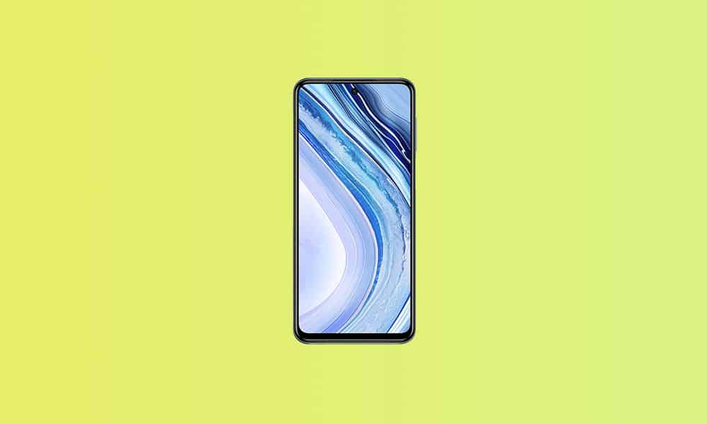 V12.0.4.0.QJZIDXM: Redmi Note 9 Pro January 2021 security patch live in Indonesia