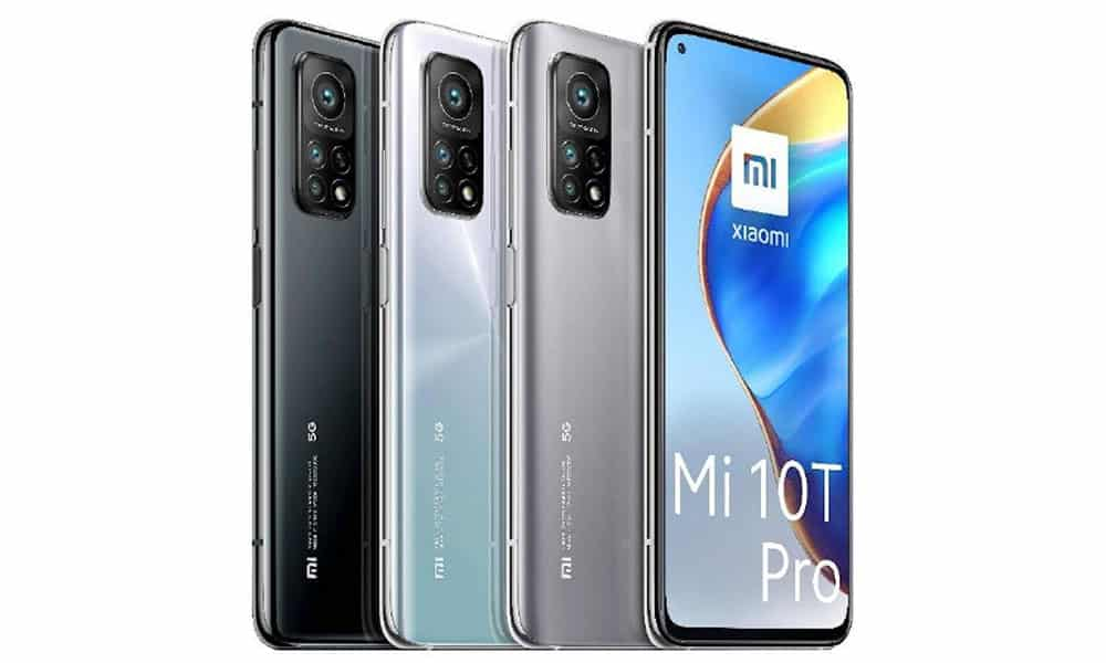 V12.0.11.0.QJDMIXM Global Stable ROM - January 2021 security for Xiaomi Mi 10T and Mi 10T Pro