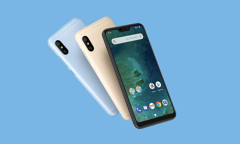 V12.0.17.0 QDLMIXM: Xiaomi Mi A2 Lite Global Stable ROM - January 2021 security patch