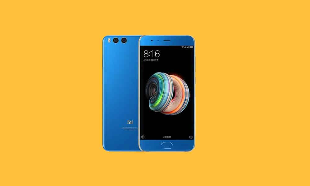 Download/Install Lineage OS 18.1 For Xiaomi Mi Note 3 (Android 11)