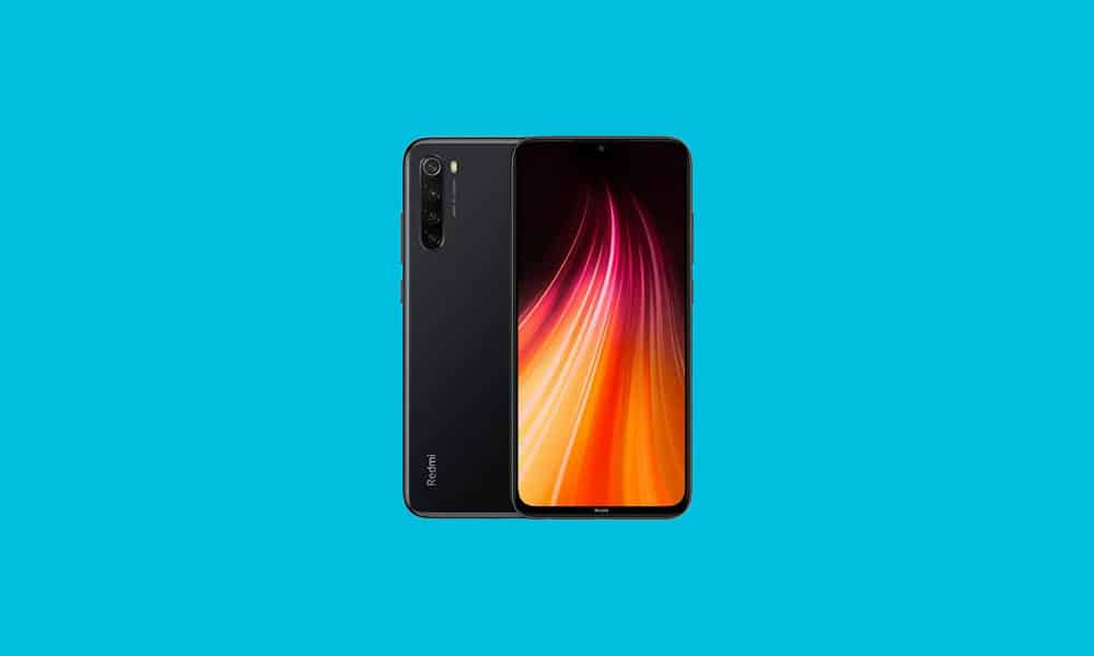 V12.0.2.0.QCXEUXM: Redmi Note 8T Europe Stable ROM - January 2021 security patch