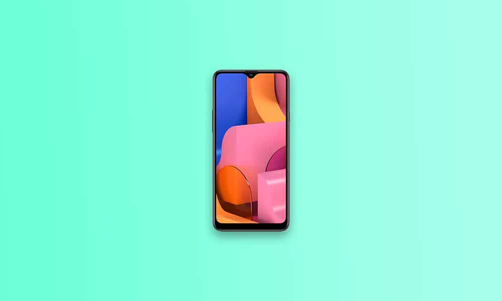 A207MUBS2BUA4 - Galaxy A20s January 2021 security patch update