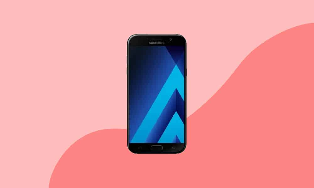 A720FXXS9CUA2: January 2021 security patch For Galaxy A7 2017 (South Asia)