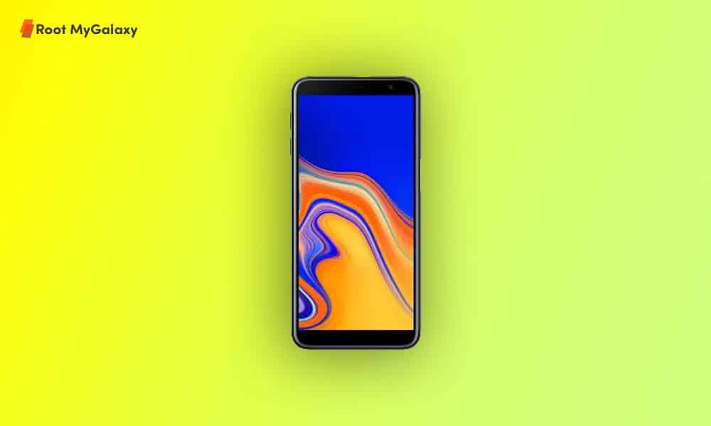 J610FXXS6CUA2 / January 2021 security patch update For Galaxy J6 Plus