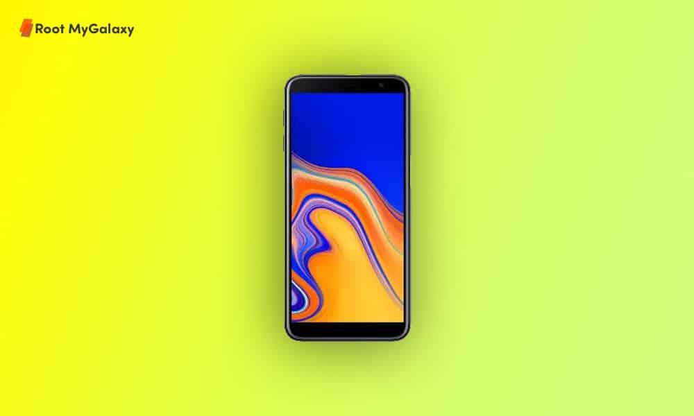 J610GUBS5CUA3 - Galaxy J6 Plus January 2021 security patch update (India)