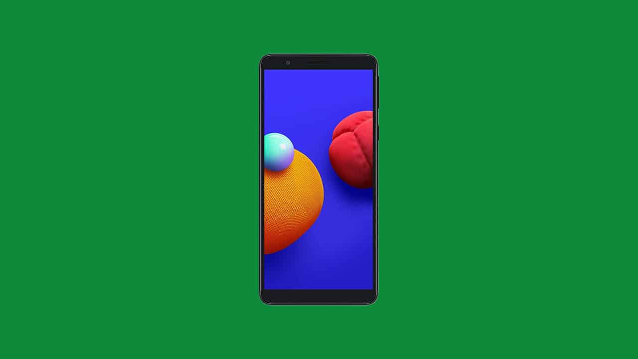 M013FDDS2AUA2: January 2021 security patch For Galaxy M01 Core (South Asia)