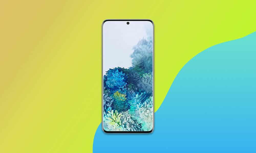 G981BXXS6CUA8 - Galaxy S20 5G February 2021 security patch update (Europe)