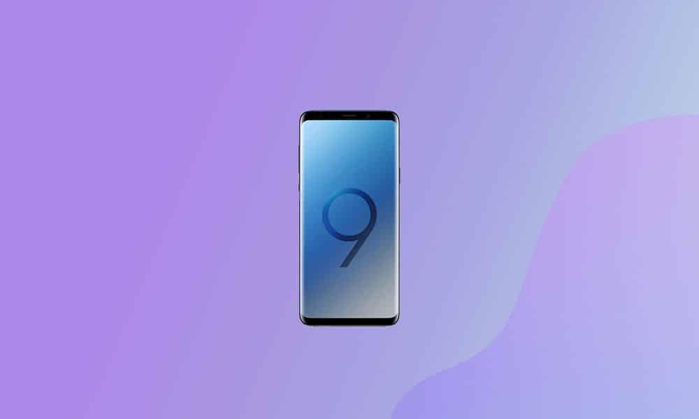G960FXXSEFUA1 - Galaxy S9 January 2021 security patch update (Europe)