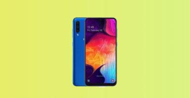 A505FDDS6BUA8 - Galaxy A50 January 2021 security patch update (Global)