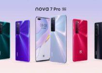 Huawei Nova 7 5G and Nova 7 Pro 5G get EMUI 11.0.0.149 update