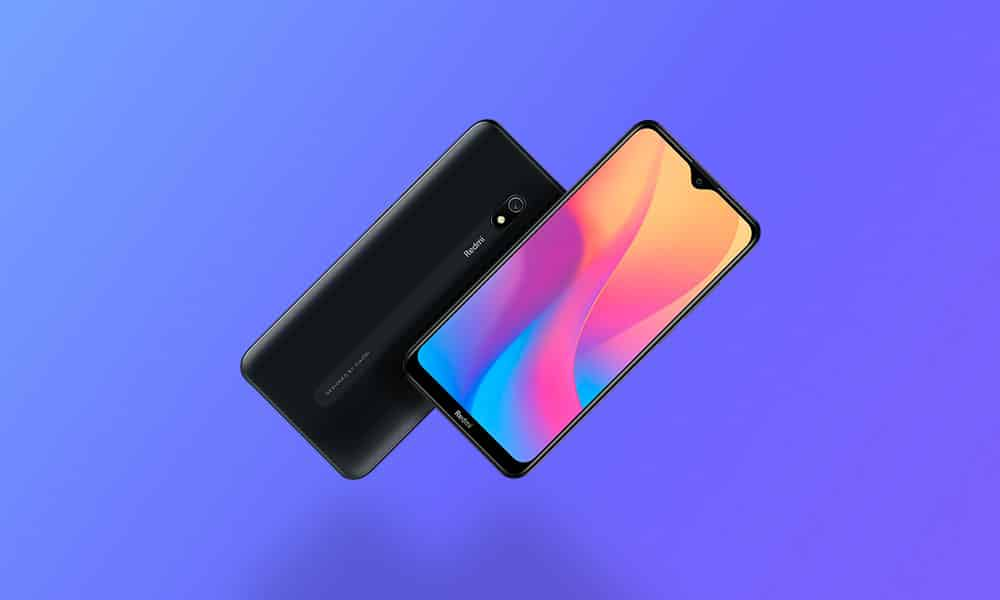 V12.0.1.0.QCQINXM: Redmi 8A Dual MIUI 12.0.1.0 Stable ROM - January 2021 security
