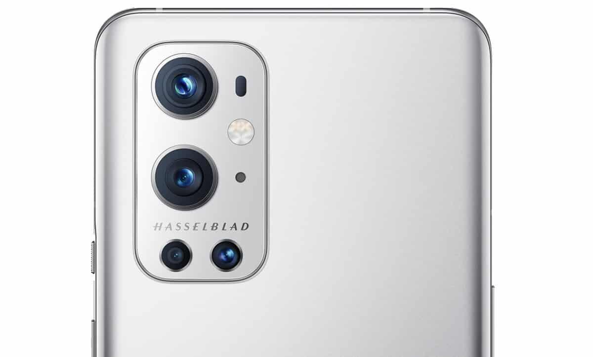 OnePlus 9 series camera