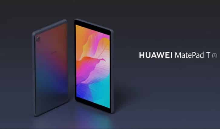 EMUI 10.1.0.143 - Huawei MatePad T8 March 2021 security update