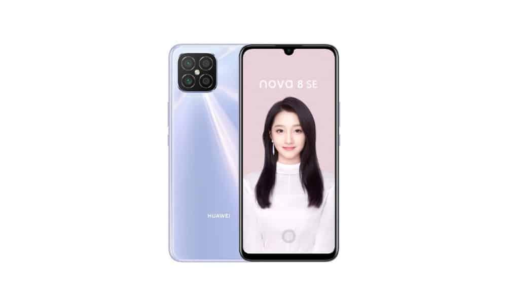 Huawei Nova 6 SE May update