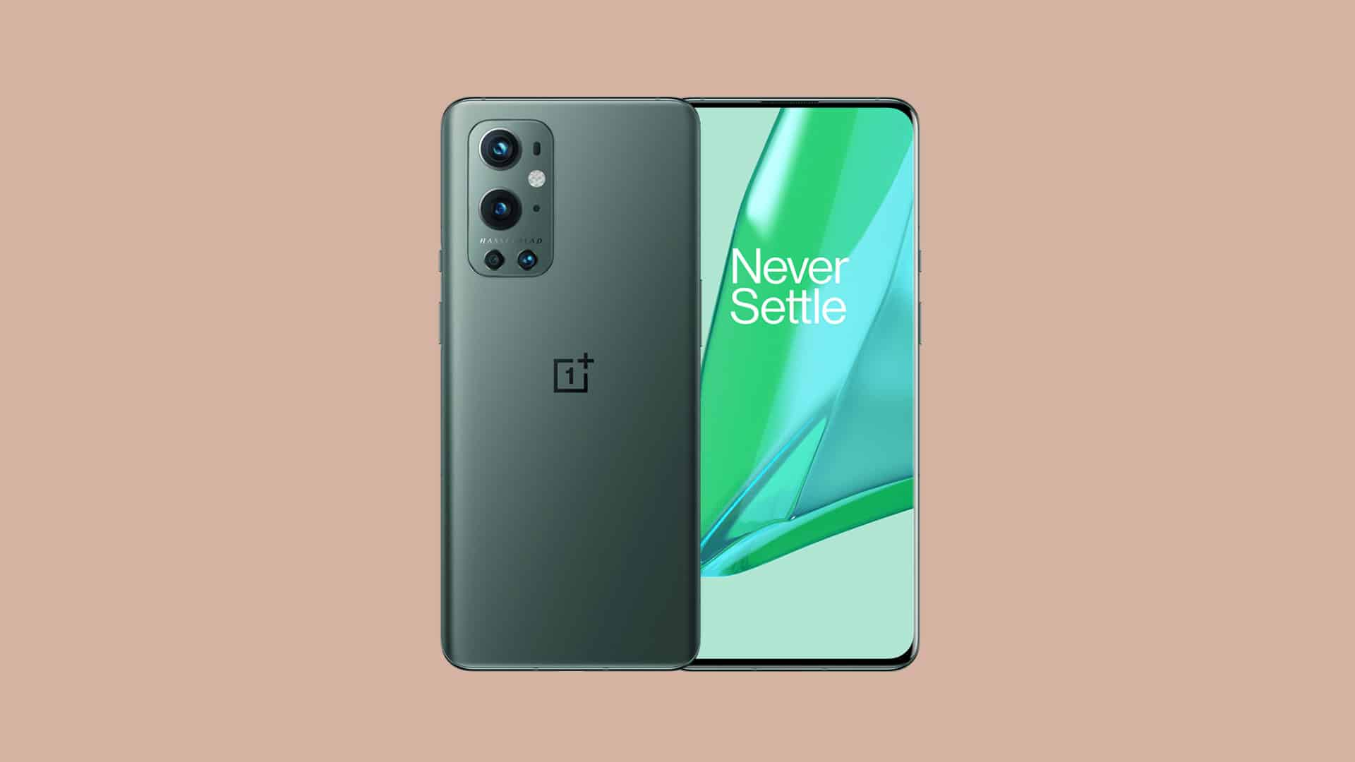 OxygenOS 11.2.5.5 - OnePlus 9 / 9 Pro May 2021 update
