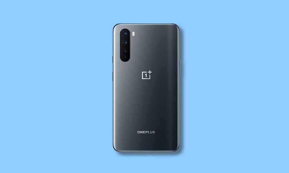 OnePlus Nord OxygenOS 11 Open Beta 5